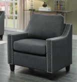 Homelegance Pagosa Dark Grey Chair Available Online in Dallas Fort Worth Texas