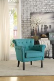 Homelegance Barlowe Dark Teal A... Available Online in Dallas Fort Worth Texas