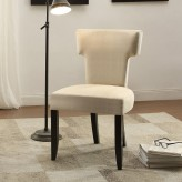 Homelegance Alta Beige Accent Chair Available Online in Dallas Fort Worth Texas