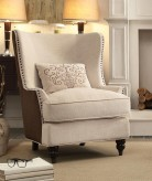 Homelegance Georgia Accent Chair Available Online in Dallas Fort Worth Texas