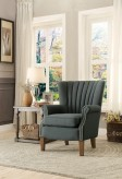 Homelegance Essex Grey Accent Chair Available Online in Dallas Fort Worth Texas