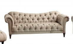 Homelegance St.Claire Brown Sofa Available Online in Dallas Fort Worth Texas