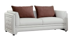 Homelegance Azure Off White Sofa Available Online in Dallas Fort Worth Texas