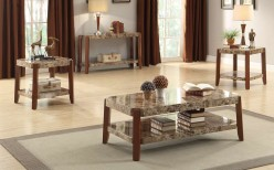 Homelegance Indra Cherry 3pc Co... Available Online in Dallas Fort Worth Texas