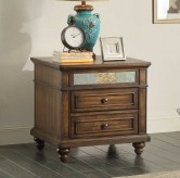 Homelegance Chehalis Brown Cher... Available Online in Dallas Fort Worth Texas