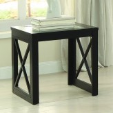 Homelegance Berlin Black End Table Available Online in Dallas Fort Worth Texas