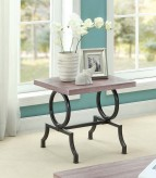 Homelegance Chama End Table Available Online in Dallas Fort Worth Texas