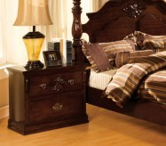 Tuscan Night Stand Available Online in Dallas Fort Worth Texas