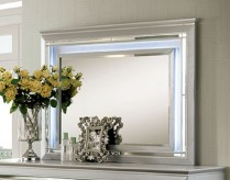 Bellanova Silver Mirror Available Online in Dallas Fort Worth Texas