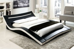 Zelda King Upholstered Bed Available Online in Dallas Fort Worth Texas
