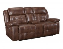 New Classic Clayton Power Recline Loveseat Available Online in Dallas Fort Worth Texas