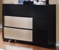 Coaster Havering Black/Sterling Dresser Available Online in Dallas Fort Worth Texas
