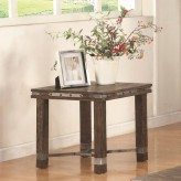 Coaster Salooned Dark Brown End Table Available Online in Dallas Fort Worth Texas