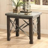 Coaster Garner Blue End Table Available Online in Dallas Fort Worth Texas