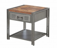 Coaster Costello Grey End Table Available Online in Dallas Fort Worth Texas
