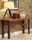 Coaster Garner Orange Sofa Table Available Online in Dallas Fort Worth Texas