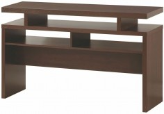 Coaster Fenella Brown Sofa Table Available Online in Dallas Fort Worth Texas