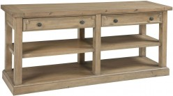 Florence Rustic Sofa Table Available Online in Dallas Fort Worth Texas