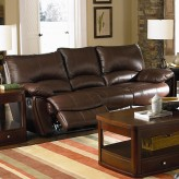 Coaster Clifford Brown Reclining Sofa Available Online in Dallas Fort Worth Texas