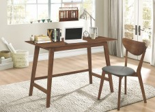 Coaster Garson Walnut Mid-Centu... Available Online in Dallas Fort Worth Texas