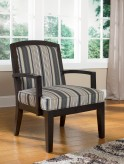 Ashley Yvette Steel Showood Accent Chair Available Online in Dallas Fort Worth Texas