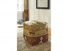 Ashley Abner Multi Pouf Available Online in Dallas Fort Worth Texas