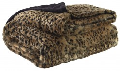 Ashley Rolle Brown Throw Available Online in Dallas Fort Worth Texas