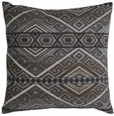 Erata Gray & Brown Pillow Available Online in Dallas Fort Worth Texas