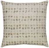 Whitehurst Cream & Taupe Pillow Available Online in Dallas Fort Worth Texas