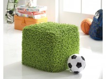 Ashley Taisce Green Pouf Available Online in Dallas Fort Worth Texas