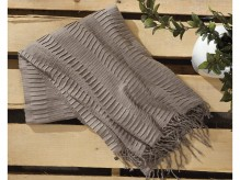 Mendez Taupe throw Available Online in Dallas Fort Worth Texas