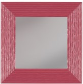 Ashley Odelyn Fuchsia Accent Mirror Available Online in Dallas Fort Worth Texas