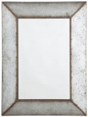 O'Tallay Antique Gray Accent Mirror Available Online in Dallas Fort Worth Texas