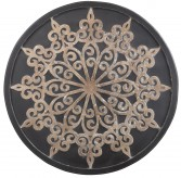 Ashley Oenomaus Black & Gold Wall Decor Available Online in Dallas Fort Worth Texas