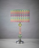 Ashley Starla Multi Acrylic Table Lamp Available Online in Dallas Fort Worth Texas