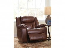 Ashley Amaroo Brown Rocker Recliner Available Online in Dallas Fort Worth Texas