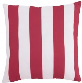 Ashley Hutto Red and White Pillow Set of 4 Available Online in Dallas Fort Worth Texas