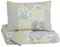 Ashley Damani Multi Queen Quilt Set Available Online in Dallas Fort Worth Texas