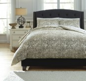 Kelby Natural King Duvet Cover Set Available Online in Dallas Fort Worth Texas