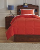 Ashley Plainfield Red Full Comf... Available Online in Dallas Fort Worth Texas