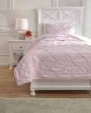 Ashley Medera Rose Twin Comforter Set Available Online in Dallas Fort Worth Texas