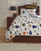 Ashley Varias Multi Twin Comforter Set Available Online in Dallas Fort Worth Texas