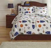 Ashley Varias Multi Full Comforter Set Available Online in Dallas Fort Worth Texas