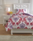 Ashley Ventress Berry Twin Comforter Set Available Online in Dallas Fort Worth Texas