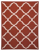 Ashley Bandele Orange/White Medium Rug Available Online in Dallas Fort Worth Texas