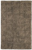Ashley Kanan Taupe and Black Large Rug Available Online in Dallas Fort Worth Texas