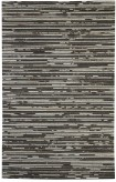 Ashley Maddoc Dark Brown and White Medium Rug Available Online in Dallas Fort Worth Texas