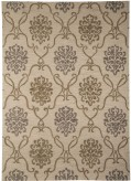 Ashley Haidar Brown and Gray Medium Rug Available Online in Dallas Fort Worth Texas