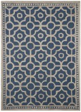 Ashley Bisbee Blue Medium Rug Available Online in Dallas Fort Worth Texas