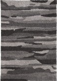 Ashley Pasternak Black/Gray Large Rug Available Online in Dallas Fort Worth Texas